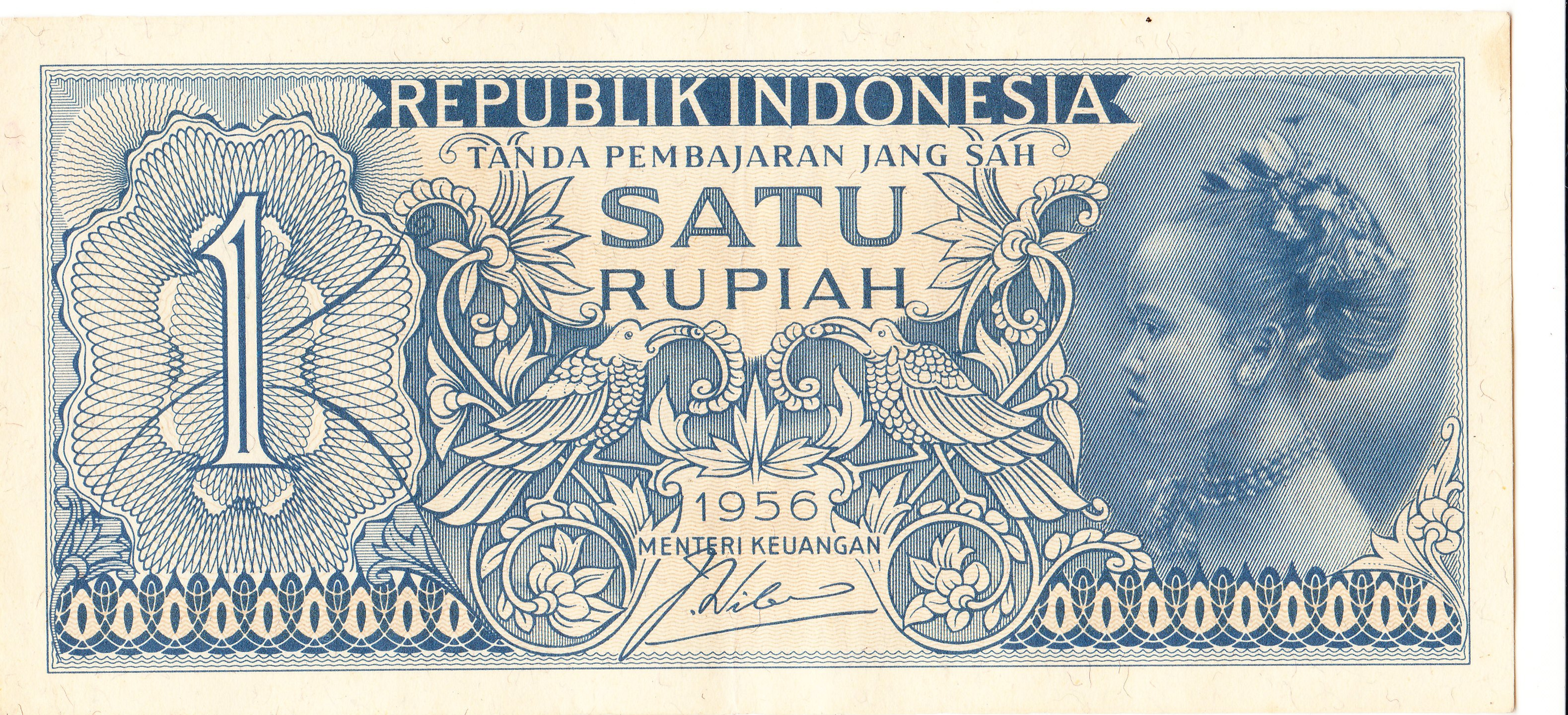 Kemanakah Uang satu rupiah jaman dulu ?